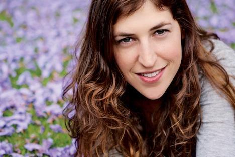 Mayim Bialik, escritora, actriz, doctora y vegana