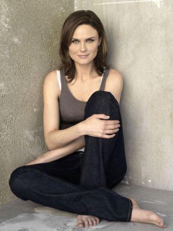 Emily Deschanel (Bones), vegana entre los veganos