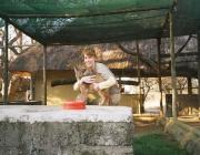 Elisabet Casamitjana: ´A los 9 años, ya llevaba pienso en los bolsillos`