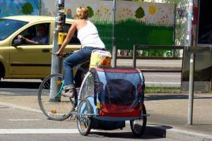 Los ciclistas, los más felices de la pista