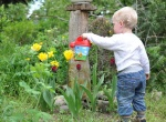 Jardín sin peligros tóxicos: Alternativas naturales al Glifosato